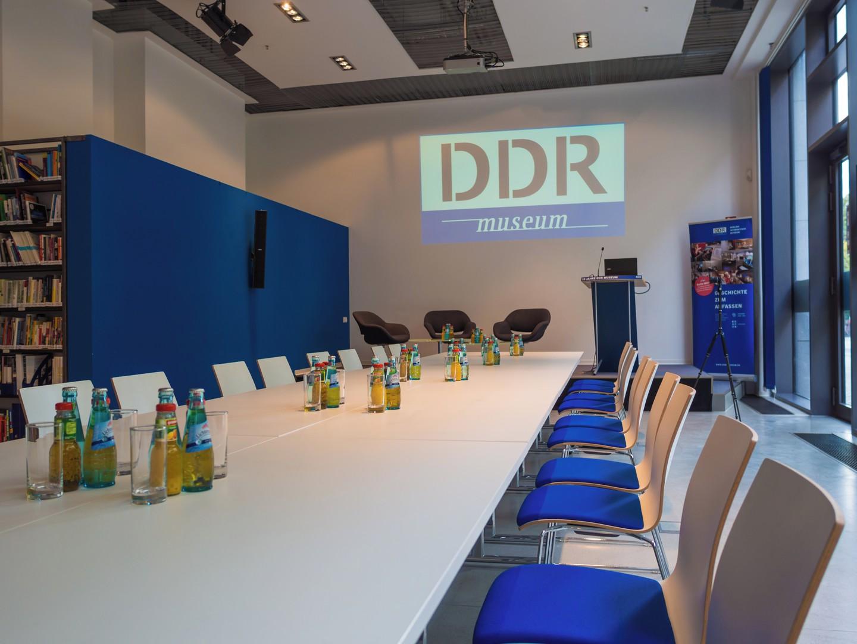 Berlin Seminarräume Meetingraum DDR Museum - Tagungsraum image 6