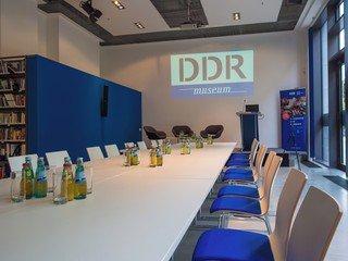 Berlin Seminarräume Salle de réunion DDR Museum Tagungsraum image 6