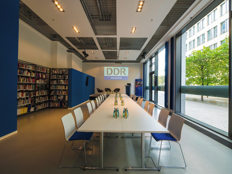 Berlin Seminarräume Salle de réunion DDR Museum Tagungsraum image 5