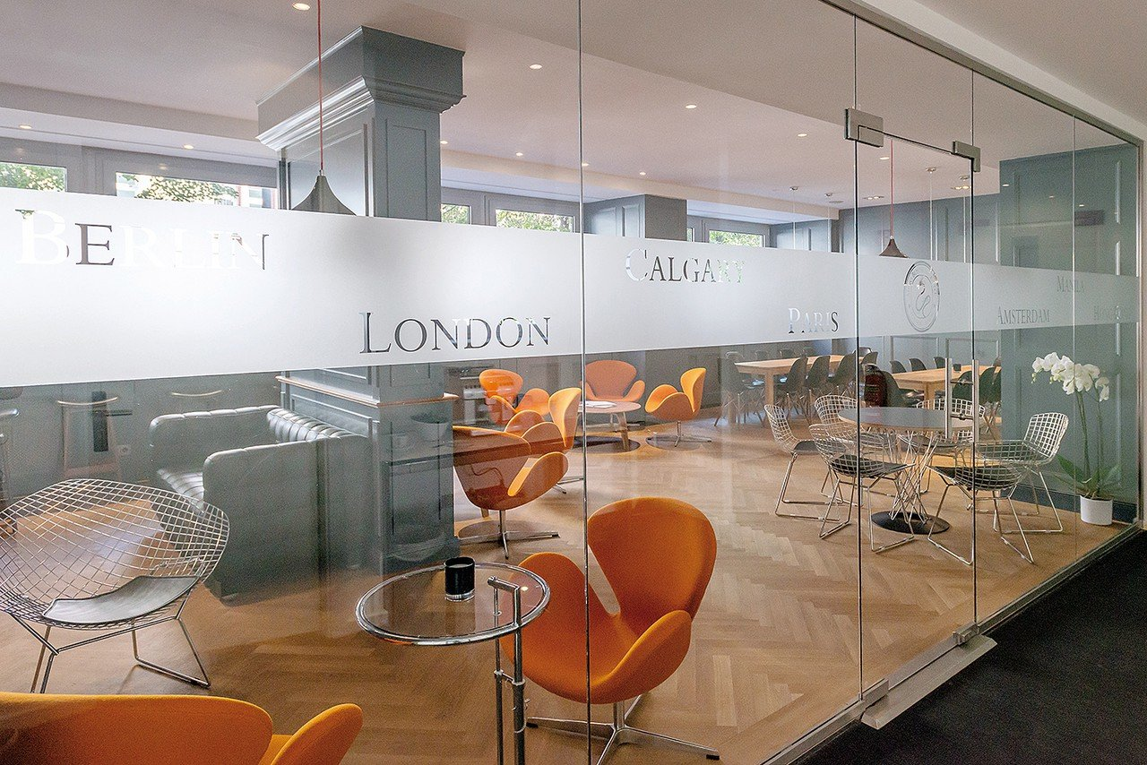Berlin conference rooms Meetingraum Ming Business Center - Lounge image 0