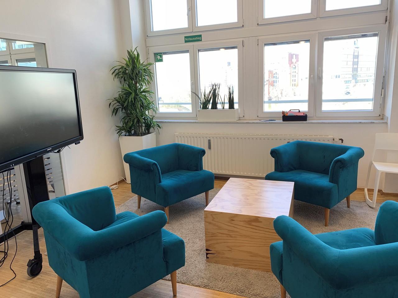 Düsseldorf workshop spaces Salle de réunion Porto image 3