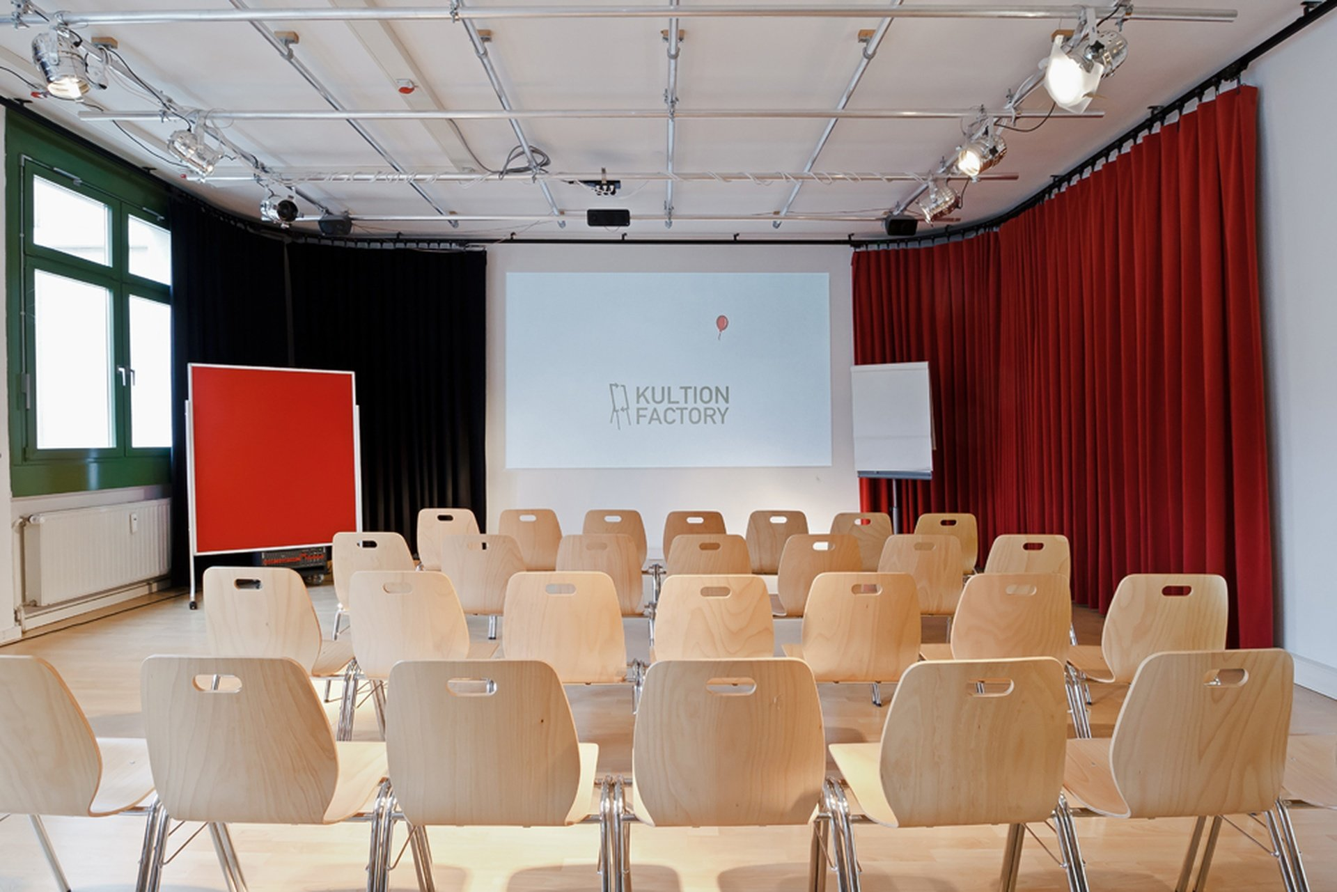 Munich seminar rooms Lieu industriel Kultion Factory - Studio image 0