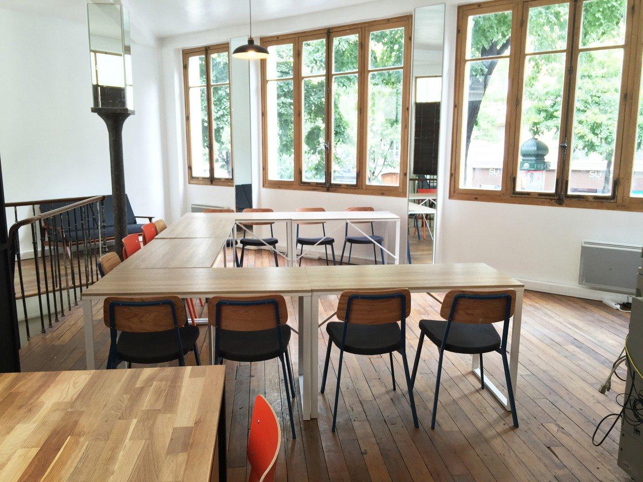 Paris workshop spaces Salle de réunion other.space image 0