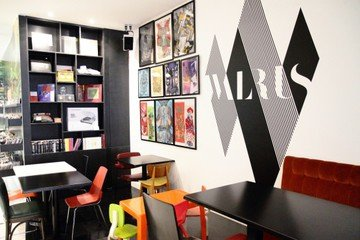 Paris workshop spaces Besonders Walrus image 6