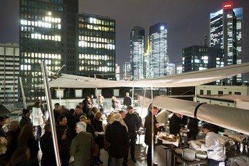 Francfort corporate event venues Rooftop Design Offices Frankfurt Westend - Rooftop image 2