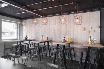Frankfurt corporate event venues Restaurant Design Offices Frankfurt Westend - Eatery image 3
