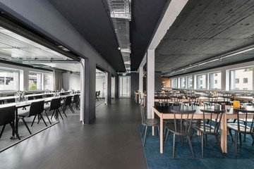 Francfort corporate event venues Restaurant Design Offices Frankfurt Westend - Eatery image 2