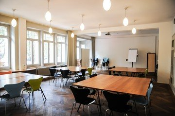 Rest der Welt training rooms Meetingraum Das Forum: Ateliers Bollwekstadt image 0