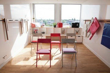 Amsterdam conference rooms Salle de réunion Zoku Amsterdam image 2