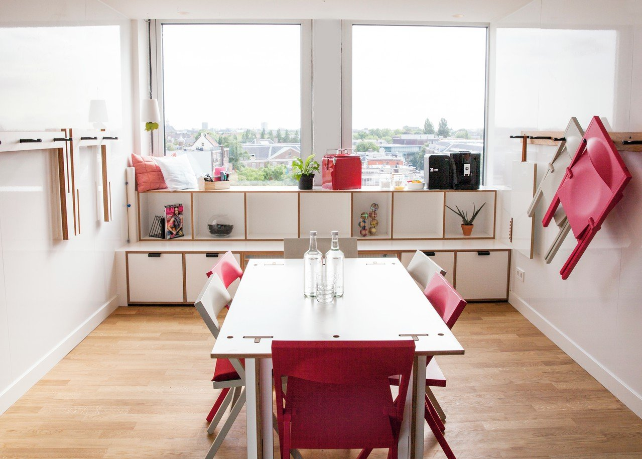 Amsterdam conference rooms Meeting room Zoku Amsterdam image 0