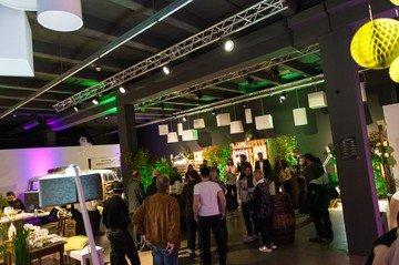 Frankfurt workshop spaces Industrial space Kreativstadt [blickfang] event design image 3