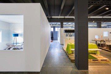 Frankfurt workshop spaces Industrial space Kreativstadt [blickfang] event design image 5