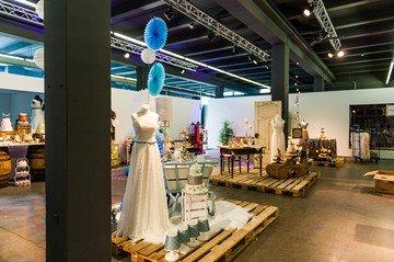 Frankfurt workshop spaces Industrial space Kreativstadt [blickfang] event design image 4