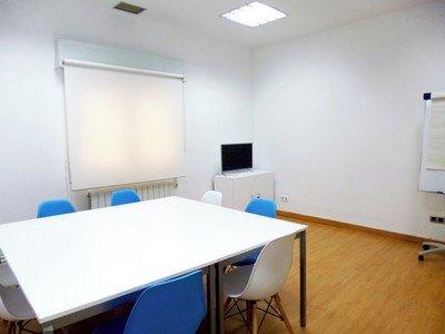 Madrid training rooms Meeting room WORK AND WIFI - ROOM1 image 7