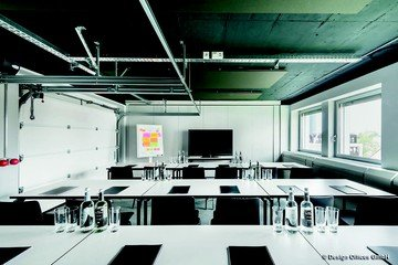 Frankfurt am Main training rooms Meetingraum Design Offices FFM - Training Room I image 2