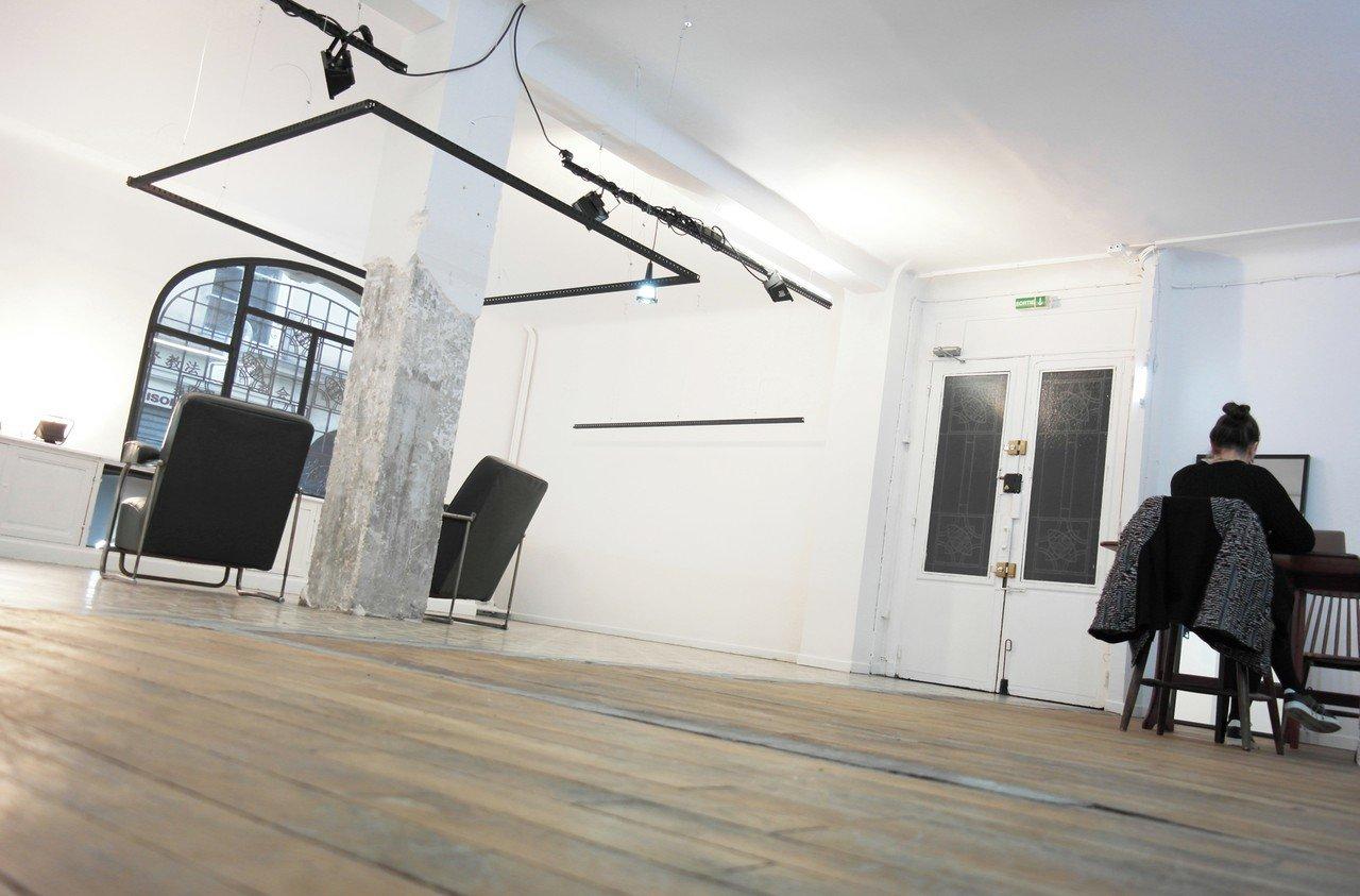 Paris workshop spaces Galerie MI*Galerie image 3
