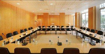 Paris corporate event venues Salle de réunion L'espace Vinci image 0