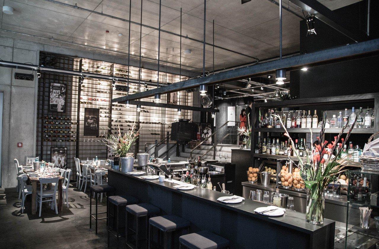 Berlin corporate event venues Restaurant Parker Bowles image 0