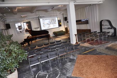 Hamburg seminar rooms Industrial space Kulturwerkstatt- Loft image 10