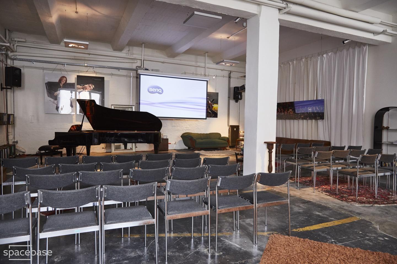 Hamburg seminar rooms Industrial space Kulturwerkstatt- Loft image 8