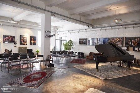 Hamburg seminar rooms Lieu industriel Kulturwerkstatt- Loft image 0