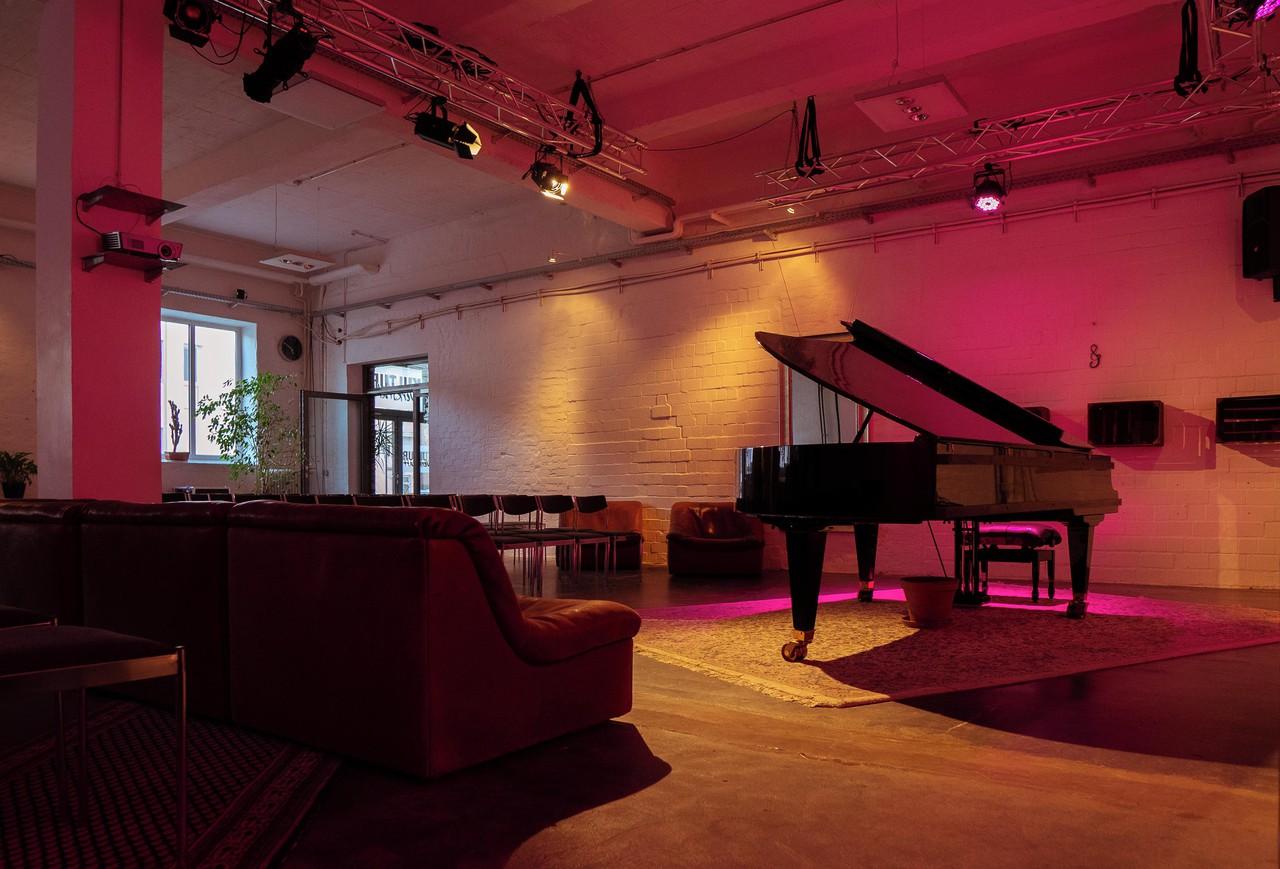 Hamburg training rooms Industrial space Loft image 0