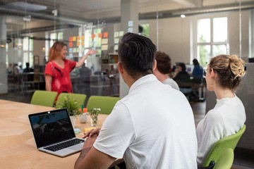 Dresden Schulungsräume Meeting room Modern Meetingroom next to Dresden Main Station image 6