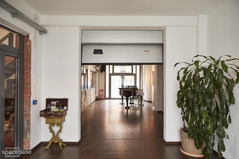 Hamburg conference rooms Industriegebäude Kulturwerkstatt- Garage image 5