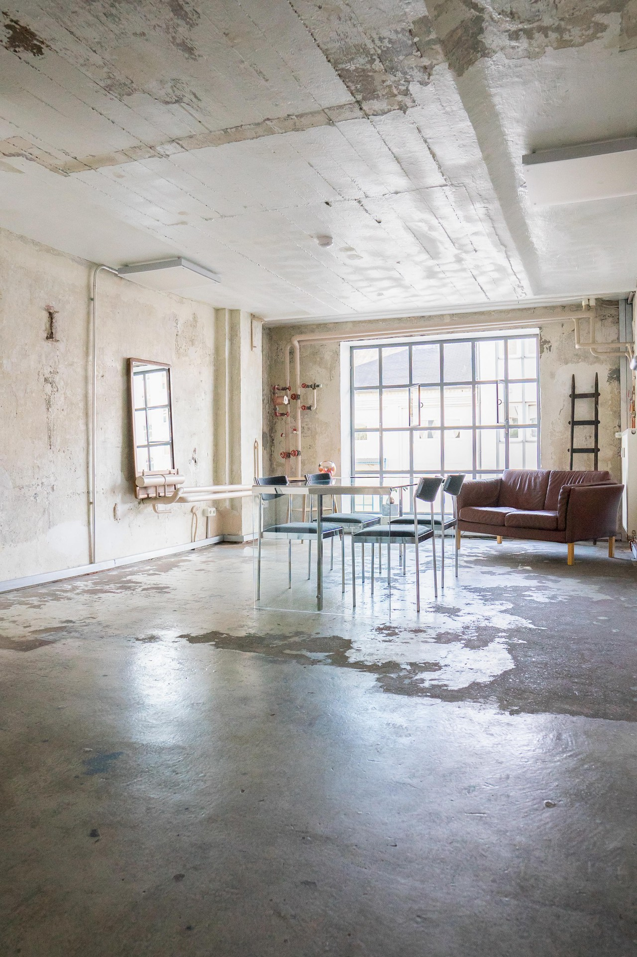 Hamburg training rooms Industrial space Atelier image 0