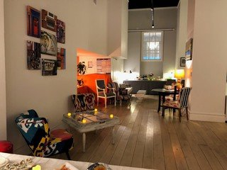 NYC workshop spaces Galerie Evans NYC - Whole Space image 28