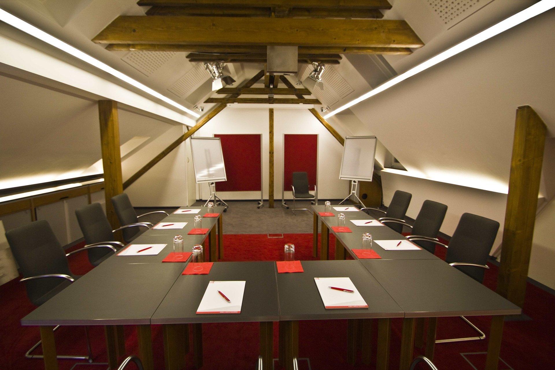 Leipzig training rooms Salle de réunion Seminarcentre Leipzig - Room Denkmeer image 0