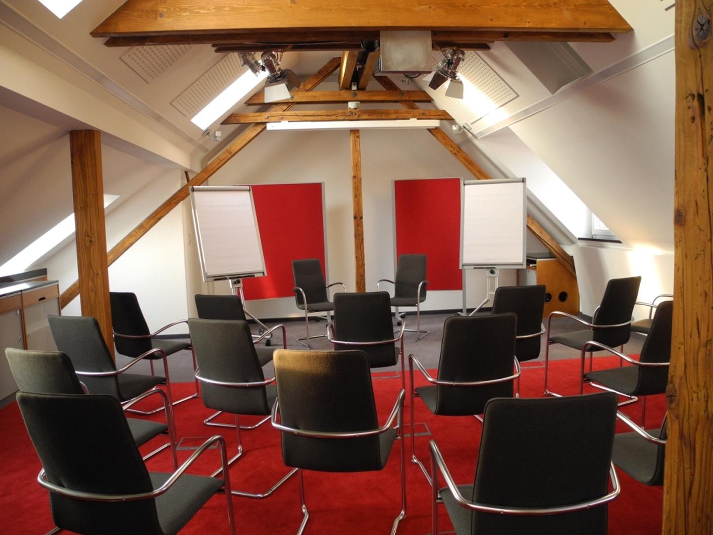 Leipzig training rooms Salle de réunion Seminarcentre Leipzig - Room Denkmeer image 1