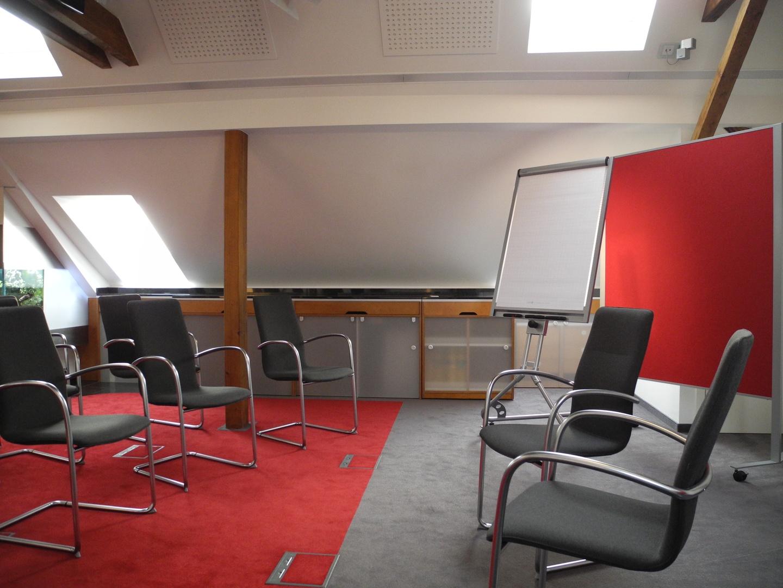 Leipzig training rooms Salle de réunion Seminarcentre Leipzig - Room Denkmeer image 2