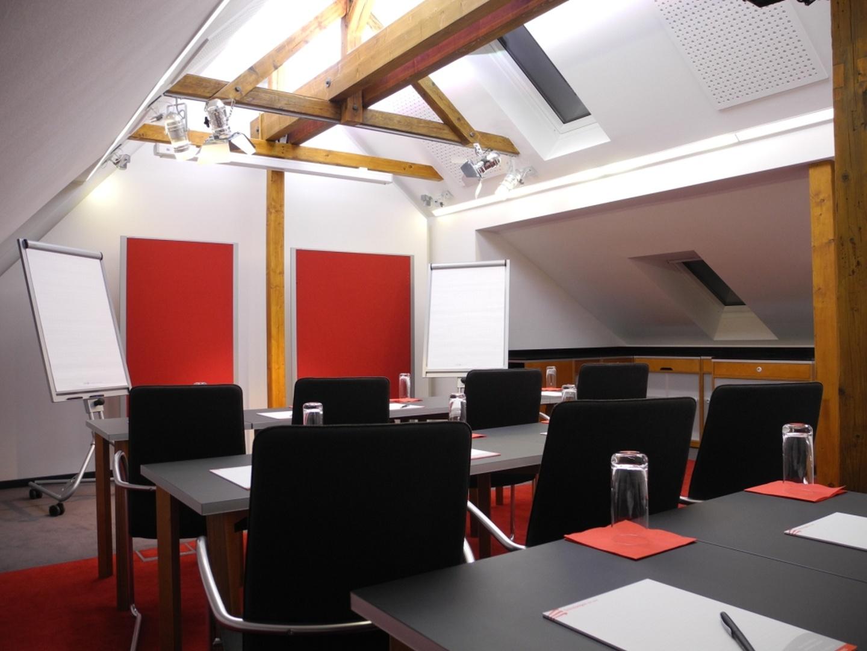 Leipzig training rooms Meeting room Seminarcentre Leipzig - Room Wissensfluss image 1