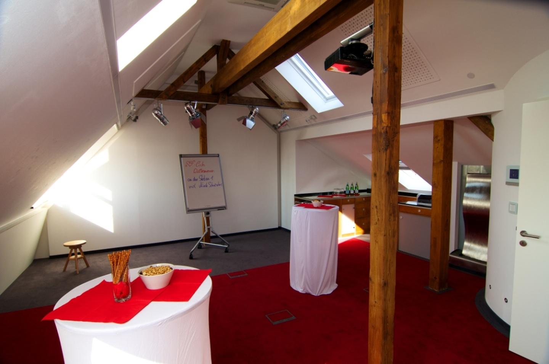 Leipzig training rooms Meeting room Seminarcentre Leipzig - Room Wissensfluss image 2