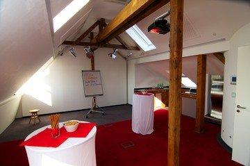 """Leipzig training rooms Meetingraum Seminarzentrum Leipzig - Raum """"Wissensflluss"""" image 2"""