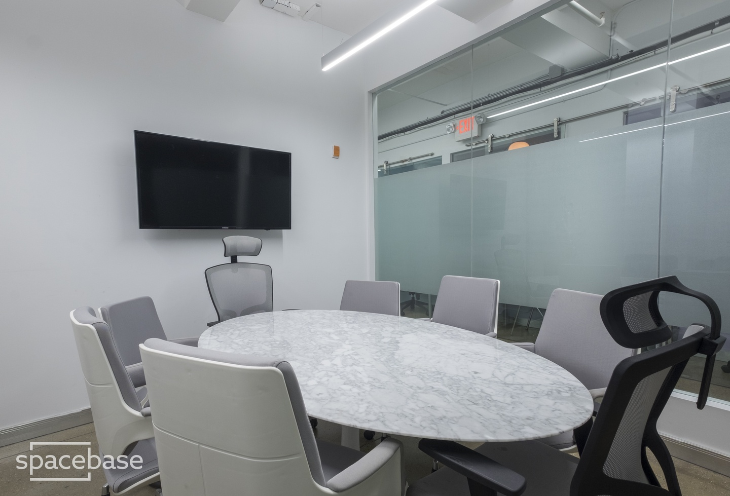NYC conference rooms Salle de réunion WorkVille Conference Room C image 0