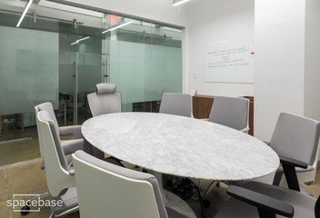 NYC conference rooms Salle de réunion WorkVille Conference Room C image 1