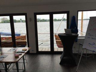 Hamburg seminar rooms Lieu Atypique barca Seminarraum image 15
