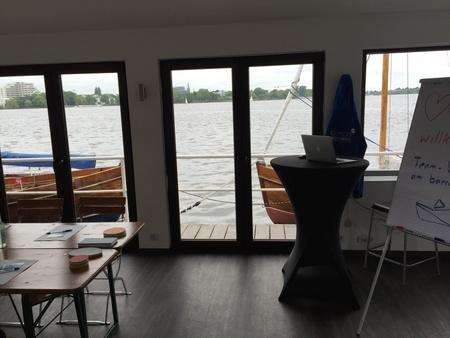Hamburg seminar rooms Besonders barca Seminarraum image 15