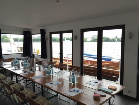 Hamburg seminar rooms Besonders barca Seminarraum image 3