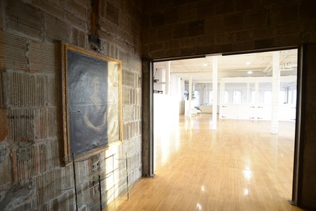 NYC corporate event venues Galerie d'art Michelson Studio image 7