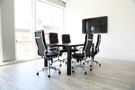 NYC conference rooms Meetingraum Cubico image 1
