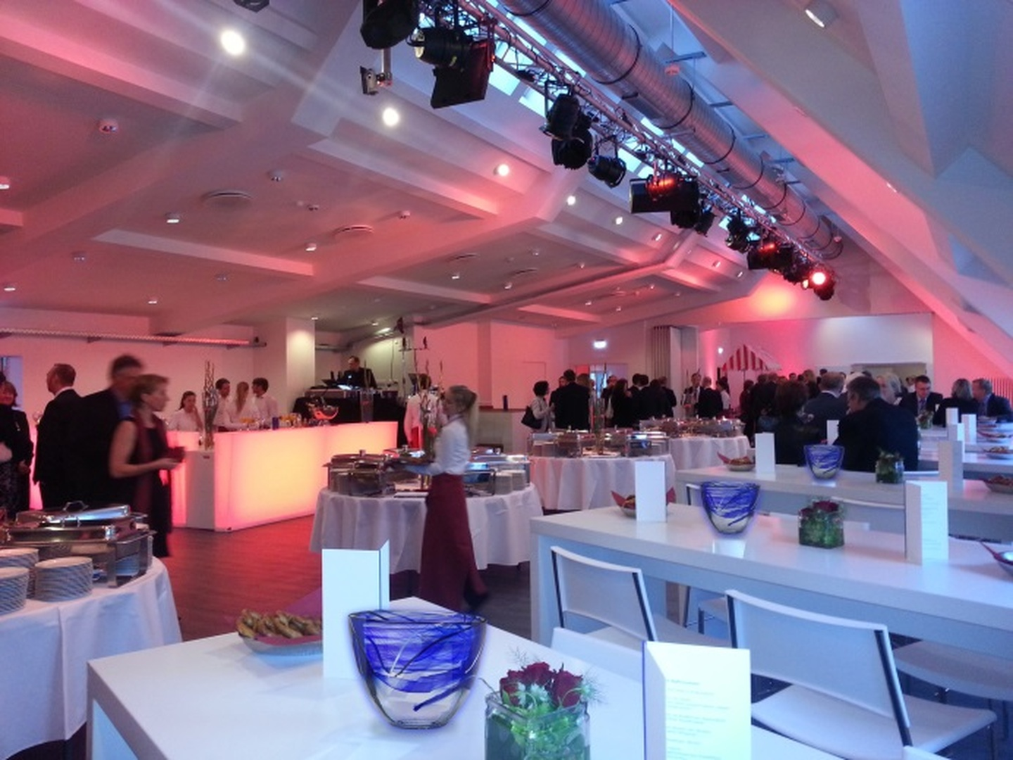 Berlin corporate event venues Rooftop Sky Live Club image 11