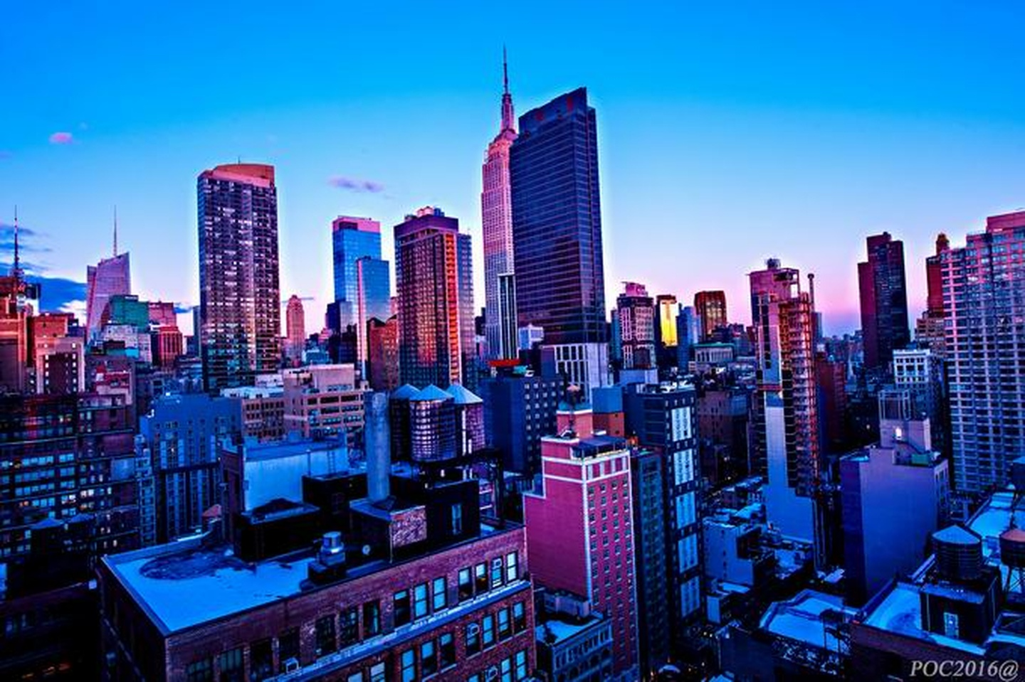 NYC corporate event venues Rooftop Colliton Rooftop image 1