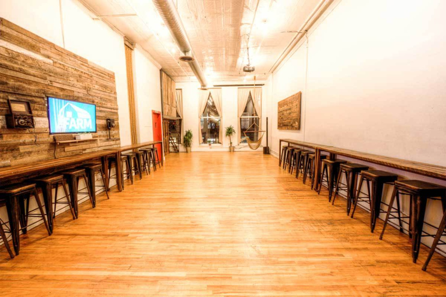 NYC workshop spaces Coworking Space The Farm Soho - Main Venue image 6