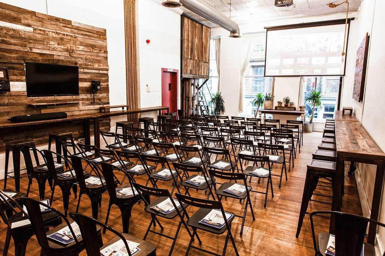 NYC workshop spaces Coworking space The Farm Soho - Main Venue image 16