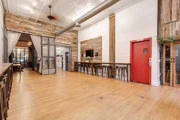 NYC workshop spaces Historic venue The Farm Soho - Main Venue image 8