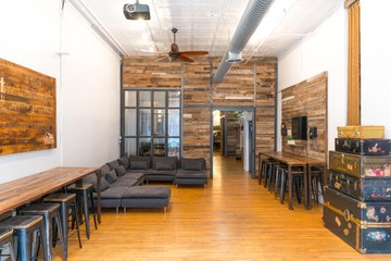 NYC workshop spaces Historic venue The Farm Soho - Main Venue image 9