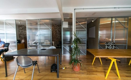 NYC workshop spaces Coworking Space Workspace Williamsburg image 7